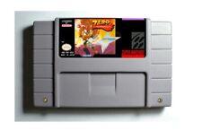 Zero the Kamikaze Squirrel SNES 16-Bit Game Cartridge USA NTSC Only English