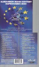 CD--VARIOUS ARTISTS--EUROVISION SONG CONTEST - KOPENHAGEN  | ENHANCED