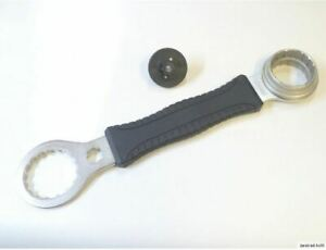 Innenlager Werkzeug für Shimano Hollowtech 2 BB9000 BBR60 Kurbelkappe Tretlager