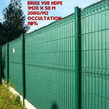 BRISE VUE - 1 M 20 X 50 M -  PROMOTION -50% - / OCCULTATION 90 %