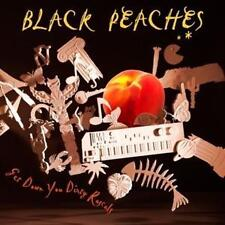 Black Peaches - Get down your Dirty Rascals -  CD Album