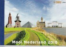 Netherlands, Prestige Booklet #20, Mooi Nederland, 2008.