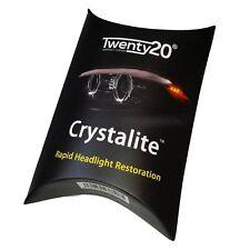 Twenty 20 Crystalite-Kit de Restauración de Faros rápida