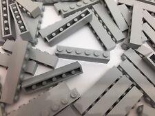 LEGO 3009 - 5 Grigio Chiaro Nuovo di Zecca 1x6 mattoni per ordine