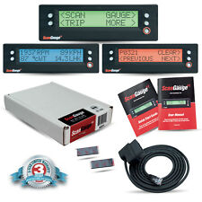 ScanGauge 2 II OBD2 Auto OBD Scan Tool Digital Gauge & Car Trip Computer