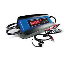 Shido DC3 Batterie Ladegerät 12V 3A AGM / Blei-Säure / Lithium Motorrad Roller