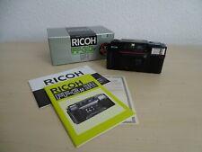 Ricoh FF-3D AF Super Riquartz Kamera inkl. Objektiv Rikenon Lens 1:3.2 f=35mm