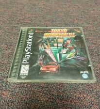 Tokyo Highway Battle (Sony PlayStation 1, 1996) PS1