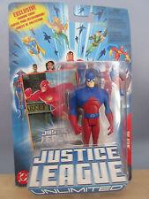 Justice League Unlimited: The Atom Action Figure (Mattel 2004) NOC