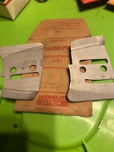 Nos Homelite Vintage chainsaw guide bar set 70688 $1 auctions