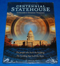 Centennial Statehouse Colorado's Greatest Treasure DVD, New & Factory Sealed