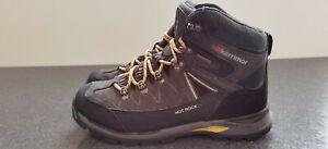 KARRIMOR Hot Rock Mens Charcoal Walking Boots Size 9 UK ( eur 43 )   !