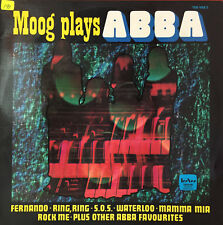 ABBA Moog Plays ABBA LP