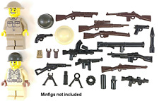 """Brickforge /""""AIRDROP CRATE/"""" Soldier Accessory Pack for Lego Minifigures WW2 NEW"""
