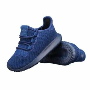 adidas Tubular Shadow Infants Size 7 Blue RRP £40 Brand New BB8887