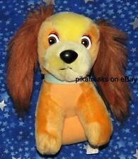 Vintage Disney Plush Lady and the Tramp Plush Toy USA SELLER