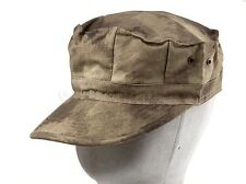 Army Militray Patrol Visor Cadet Sun Cap Box Hat for Men's (A-Tacs)