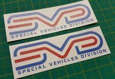 Nissan SVD  R31 Skyline GTS-X GTS-R  Decals stickers HR31 RB20GTS RB20DET