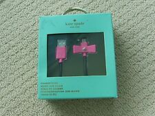 Kate Spade New York Micro USB Cable (KSPW-224-VSBLK)
