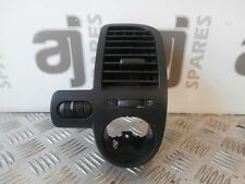 VW LUPO S 1.7 SDI MANUAL 2000 DRIVERS SIDE FRONT DASHBOARD AIR VENT + SWITCHES