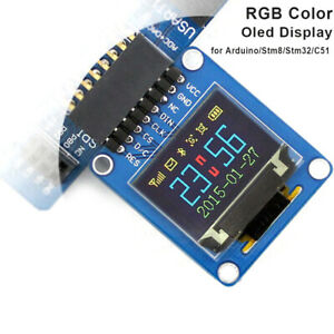 0.95inch RGB OLED LCD Display Module 96×64 SSD1331 SPI 65K Colorful for Arduino
