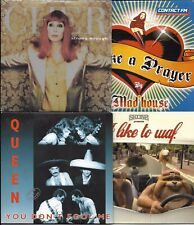 LOT 8 SINGLES VI OFASIA/ANASTACIA/MAD HOUSE/CHER/QUEEN/B.B.E./KULCHA CONNECTION