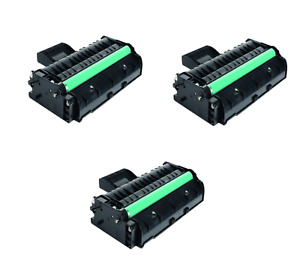 3x Toner für Ricoh SP200 SP201  SP211 SP213 NW SP213 SFNW SP213 SP220