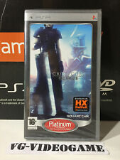 CRISIS CORE FINAL FANTASY VII  PSP NUOVO