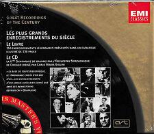 Carlo Maria Giulini - Johannes Brahms / Symphonie 4 / CD + 136 Pages / NEU+OVP!