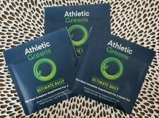 Athletic Greens Superfood Cocktail Ultimate Daily Travel Packet -12g keto|vegan
