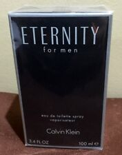 Treehousecollections: Calvin Klein CK Eternity Perfume Spray For Men 100ml