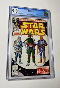 Star Wars 42 CGC 9.0 1st BOBA FETT & YODA Show coming December 2021
