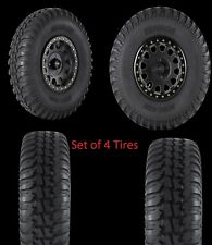Tensor Regulator Radial ATV UTV Tire Kit Set Of Four 4 Tires 32 x 10-15 DOT 8ply