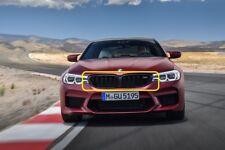 JS BMW 5/' Série F10 F11 LCI Front Wing Chrome Finisseur de droite