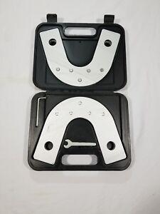 Gorilla Aluminum Ladders 4 in 1 Static Hinge Kit with Storage Case Parts