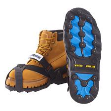 JD4472-M Winter Walking Ice Grips Strap On Cleats. Medium