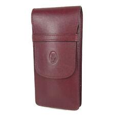 Auth Cartier 2C must Leather Multi Glasses Eyewear Pen Case Spain 16437bkac