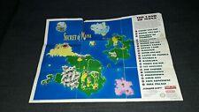 Carte du Jeu Super Nintendo SNES Secret of Mana (USA)