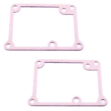 2x Carburettor Float Chamber Gasket for Yamaha DT RD RS YFS YFZ YZ