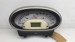 2008 SUBARU JUSTY 1.0 Petrol Speedometer Instrument Cluster 769166-520
