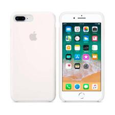 Fundas y carcasas Para iPhone 7 color principal blanco de silicona/goma para teléfonos móviles y PDAs