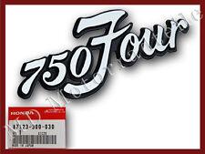 Honda CB 750 Four K1 K2 Seitendeckelemblem Emblem Side Cover Original
