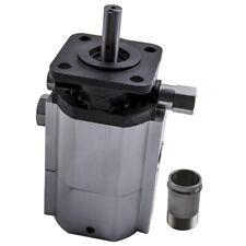 13 Gpm Hydraulic Log Splitter Pump 2 Stage Hi Lo Gear Pump Logsplitter New