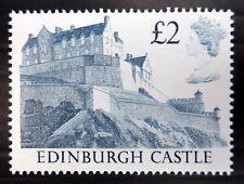GB 1988 Edinburgh Castle Postal Forgery U/M NB3414