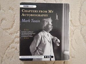 Chapters from My Autobiography by Mark Twain  Unabridged (BBC 2010, 9 CDs)