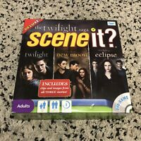 The Twilight Saga Deluxe Scene It? The DVD Game by Mattel