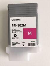Unbenutzt Original Canon PFI-102M PFI 102 Magenta pfi-102 Magenta