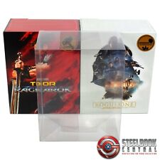 SCF15 Blu-ray Steelbook Protectors For Blufans One Click Box Sets (Pack of 10)