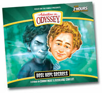 NEW Best Kept Secrets Adventures in Odyssey Album 69 Volume Audio CD Drama