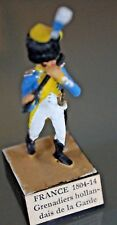 Soldier Lead ALMIRALL Grenadier Dutch of The Guard France 1804/14 Years 70